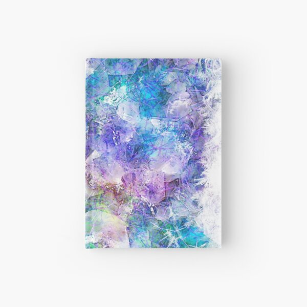 Crystal Frost 1 Hardcover Journal