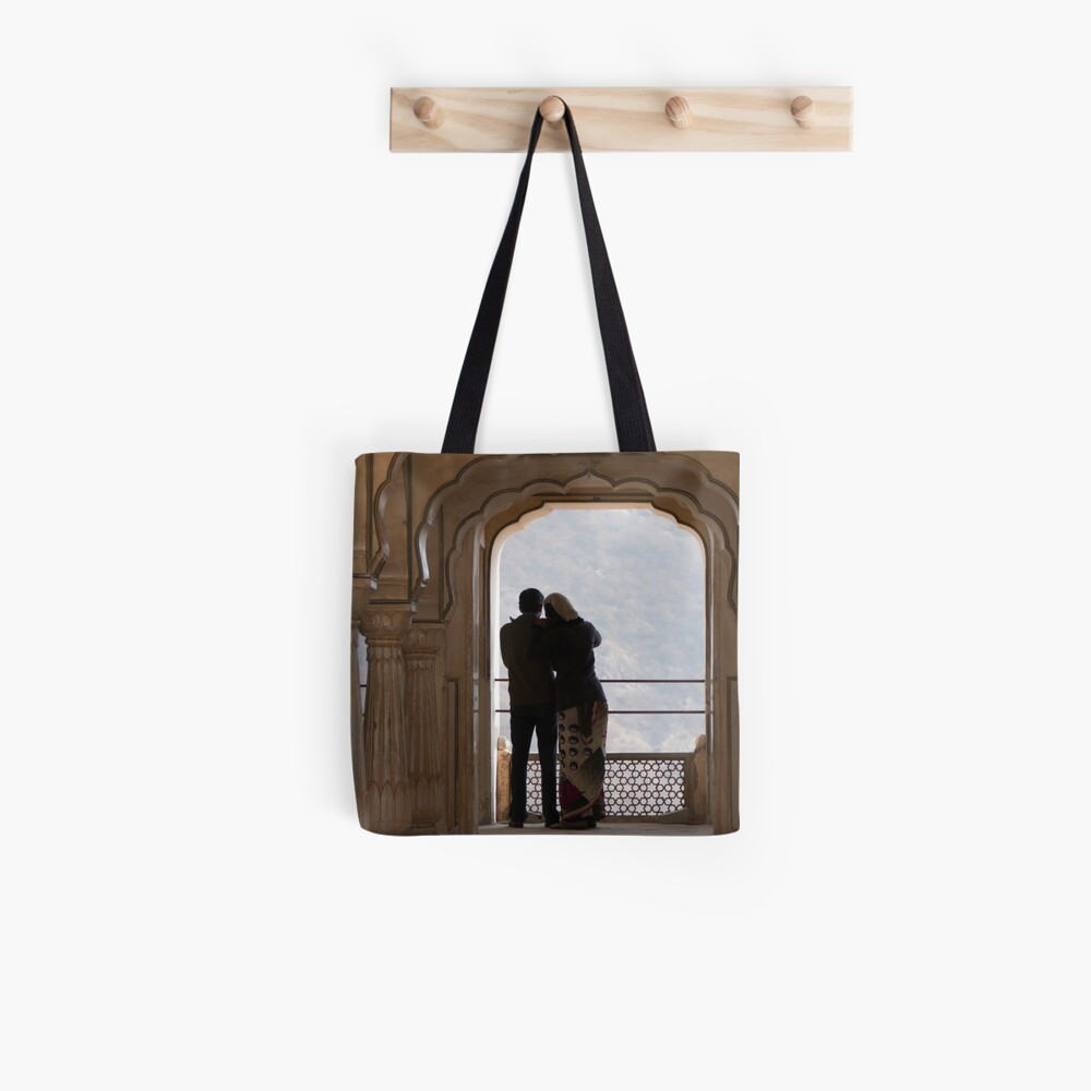 Lovely India Tote Bag