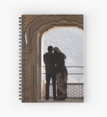 Lovely India Spiral Notebook