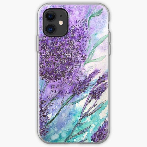 Lilacs iPhone Case iPhone Soft Case