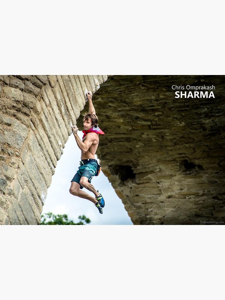 Deep Water Soloing Premium Matte vertical posters Rock Climbing Bouldering