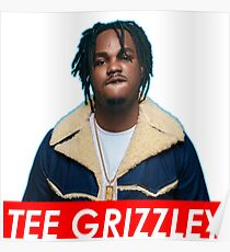 Tee Grizzley Poster