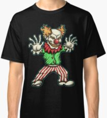 Evil Clown T-shirt Classic T-Shirt