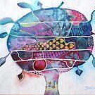Brain Tree by Belinda Lindhardt