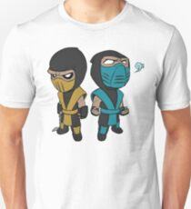 Mortal Kombat - Scorpion and Subzero T-Shirt