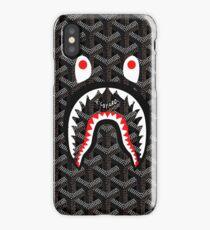 shark12 iPhone Case/Skin