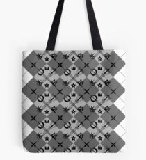 Keyblade Argyle Tote Bag
