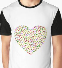 Love food Graphic T-Shirt