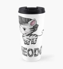 Zebra Theodor Travel Mug
