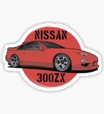 300ZX Sticker