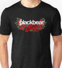 Blackbear [w/ Rosebushes 2] Unisex T-Shirt