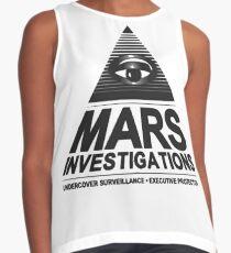 Mars investigation Contrast Tank