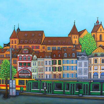 Barfusserplatz Rendez-vous by LisaLorenz
