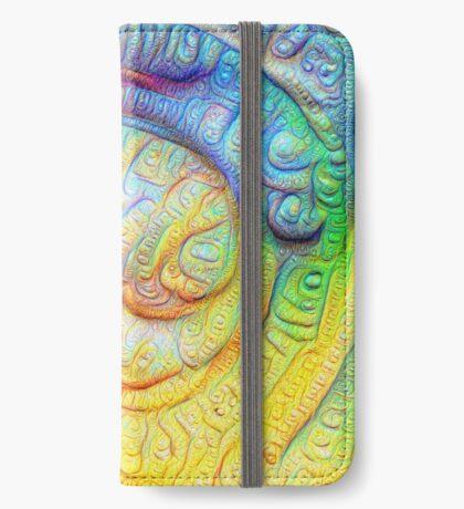 Color Foam #DeepDream V2 iPhone Wallet