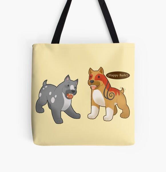 Good Boys All Over Print Tote Bag