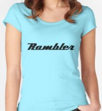 AMC Rambler Women's Fitted Scoop T-Shirt