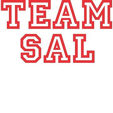Team Sal Impractical Jokers TV Show Inspired by okvl