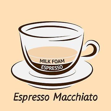 Espresso macchiato  by AAA-Ace