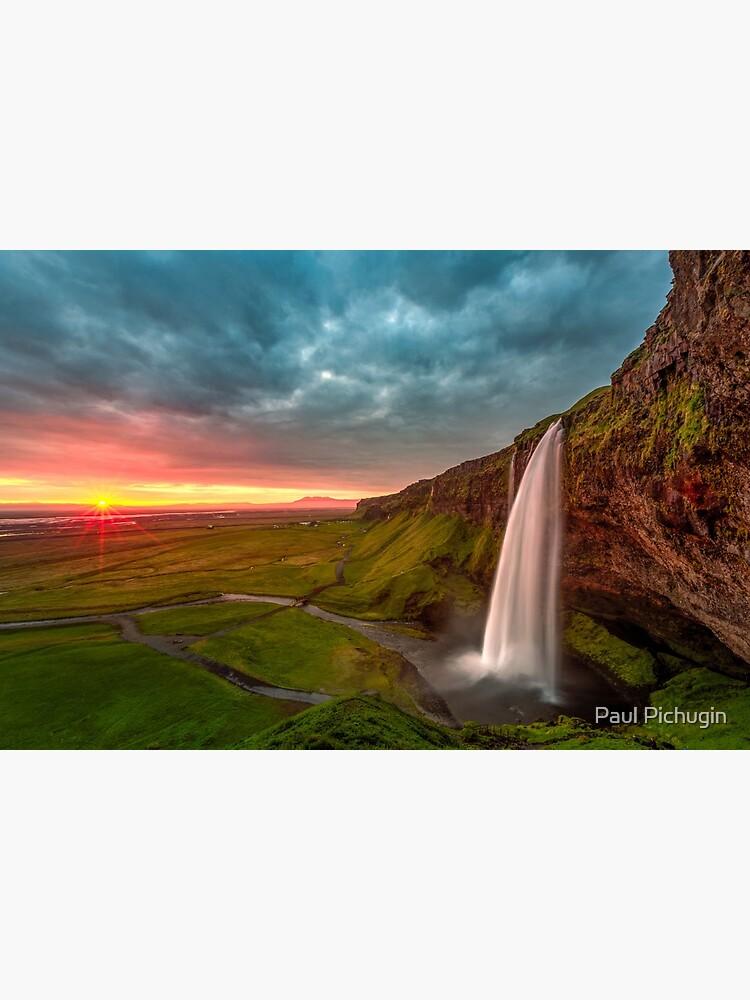 Selandjafoss, Iceland by paulmp
