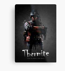Thermite Elite Metal Print