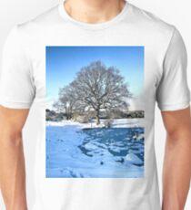 Snow Scene Unisex T-Shirt