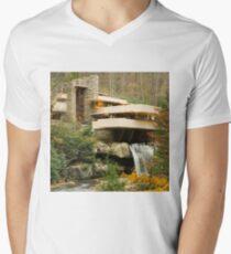Frank Lloyd Wright Falling water T-Shirt