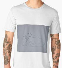 Old Shep Men's Premium T-Shirt