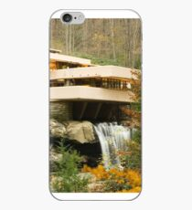 Frank Lloyd Wright Falling water iPhone Case