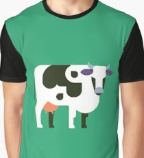Moo Moo Cow Graphic T-Shirt