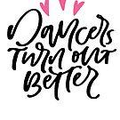 «Los bailarines salen mejor» de picbykate