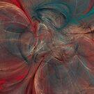 Abstarct Chaotica 10 by Deborah  Benoit