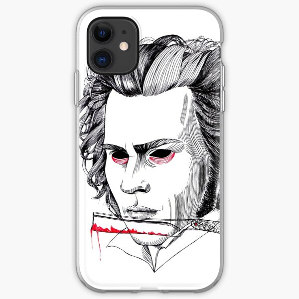 coque iphone 12 sweeney todd
