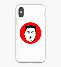 Kim Jong Un Merchandise iPhone Case