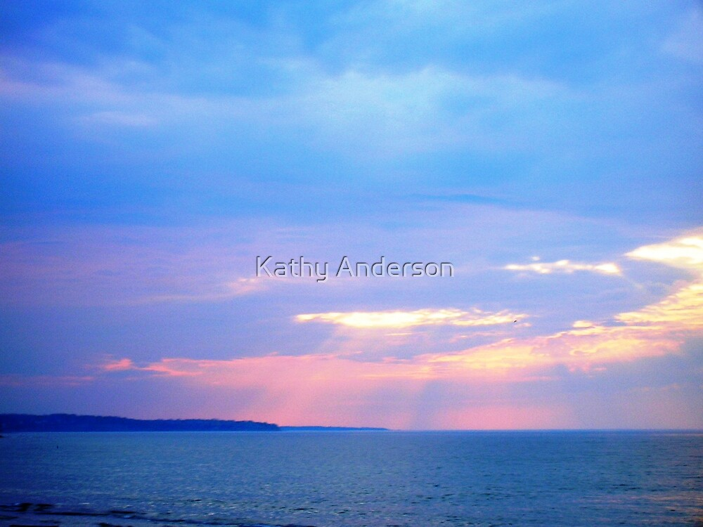 Heavenly  by Kathy Anderson