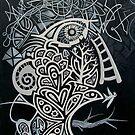the idea bird  by Stephen McLaren