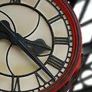 Train Station Clock by John Kroetch