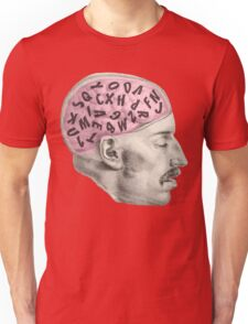 The brain... Unisex T-Shirt