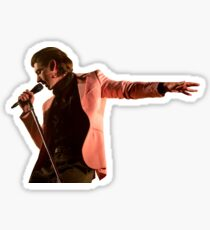 Alex Turner Sticker Design | Arcitc Monkeys UK Merch | TLSP Merch Sticker