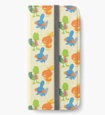 Hoenn Starters  iPhone Wallet/Case/Skin