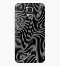 Optical Illusion Minimal Lines Case/Skin for Samsung Galaxy