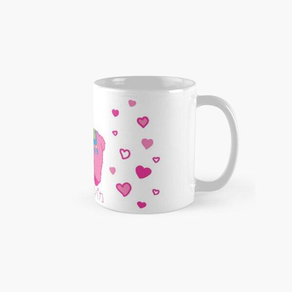 Darling Alpaca - Hearts Classic Mug