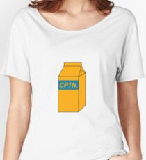 Cptn. Choc Women's Relaxed Fit T-Shirt