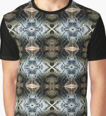 Ice Cream Cyberpunk Metropolis Graphic T-Shirt