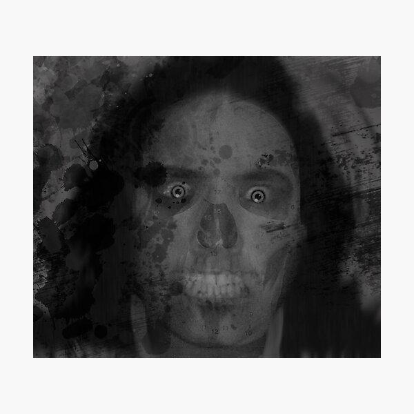 Il Fantome - REMIXED Photographic Print