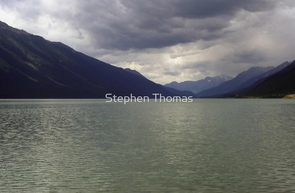 Moose Lake by Stephen Thomas