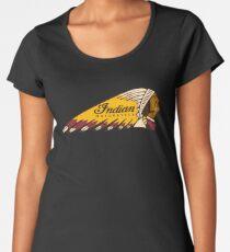 Indian Motorcycle Logo Women's Premium T-Shirt