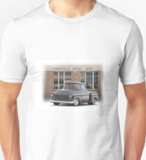 1956 Chevrolet 3100 Stepside Pickup T-Shirt