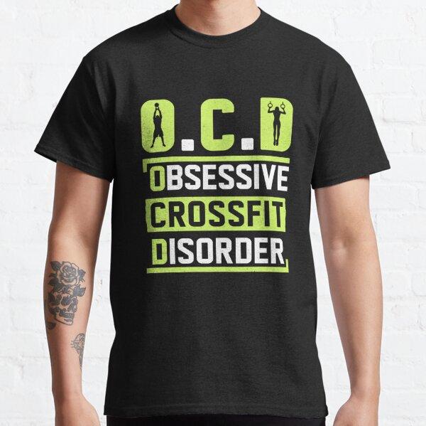 OCD - Desorden obsesivo de Crossfit Camiseta clásica
