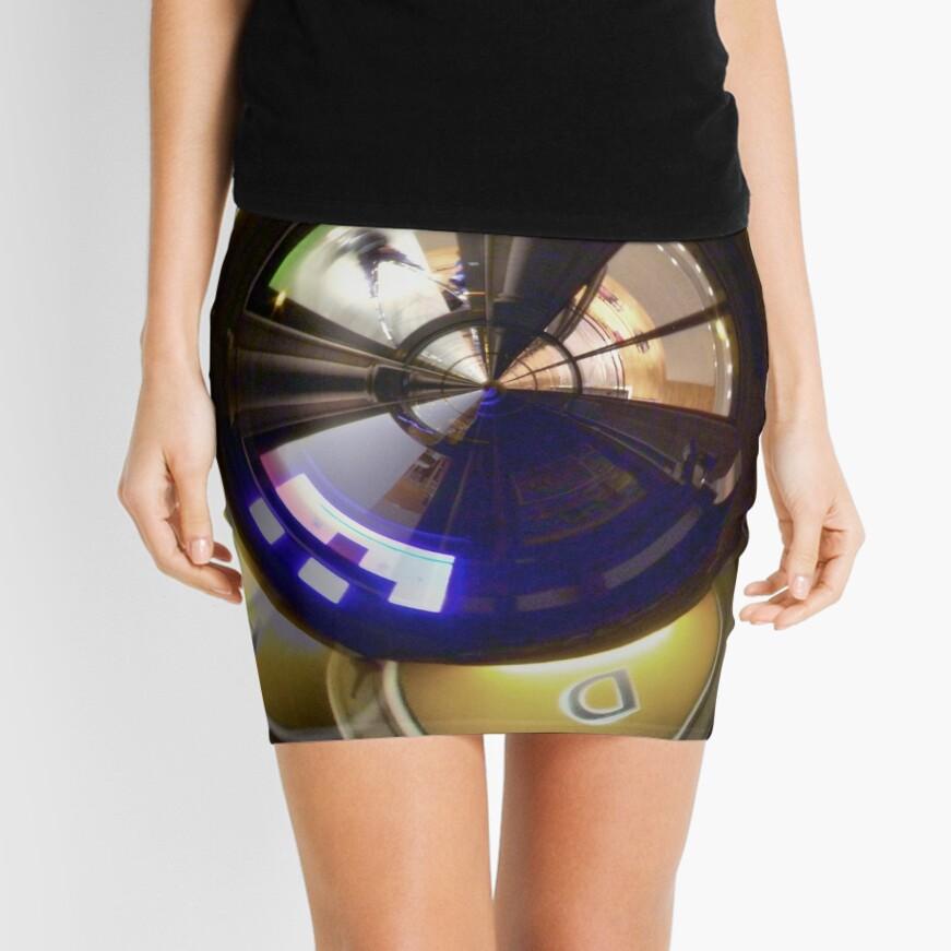 theca of momentary epiphany 11 Mini Skirt