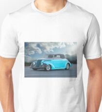 1937 Ford 'Real Steel' Cabriolet I T-Shirt